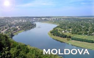 Moldovan river